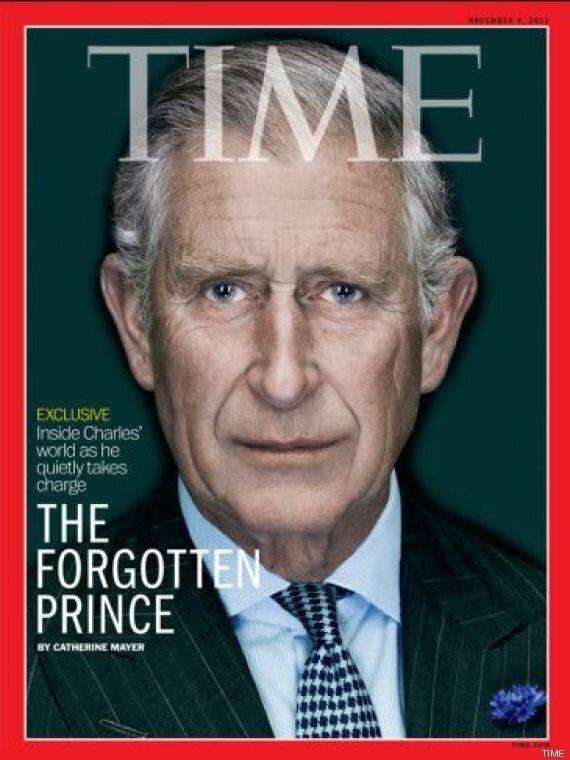 TIME, la copertina su Carlo d'Inghilterra.