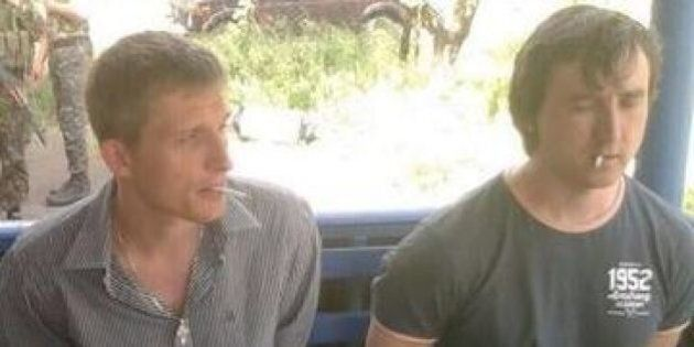Giornalisti russi sequestrati a Kramatorsk, i media occidentali in