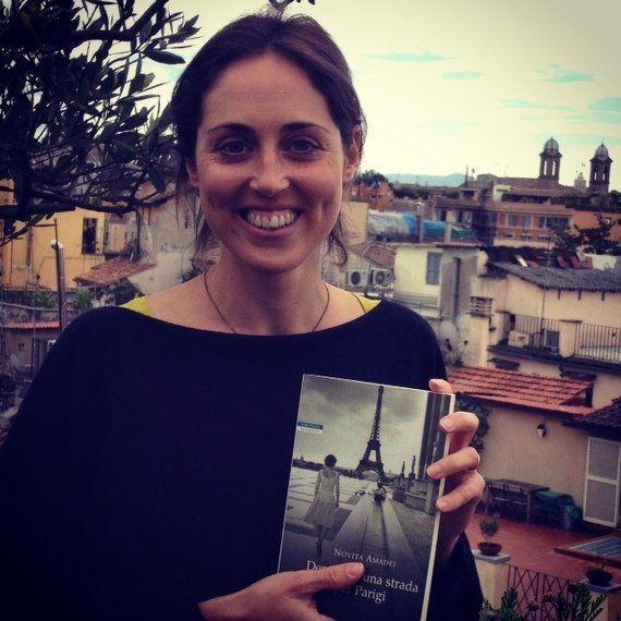 A Parigi e a Londra con Novita Amadei e Simonetta Agnello