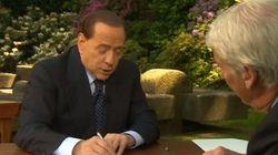 7 momenti ridicoli dell'intervista di Berlusconi alla BBC secondo il Wapo