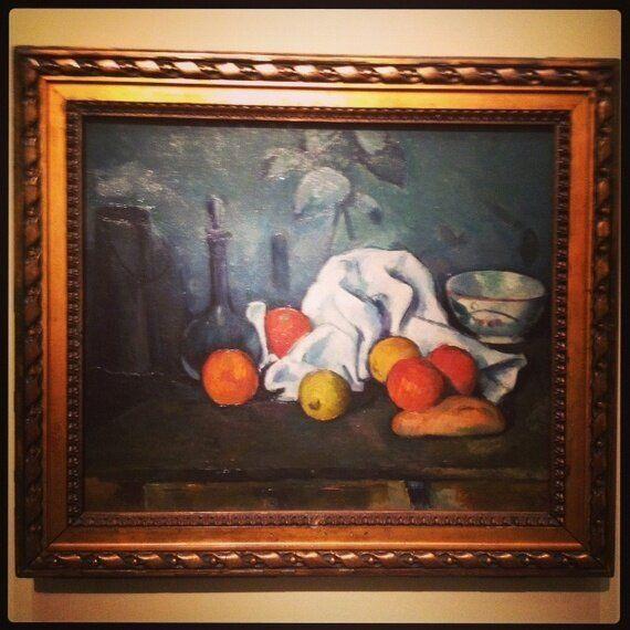 Augusto, Cézanne e Duchamp in mostra a