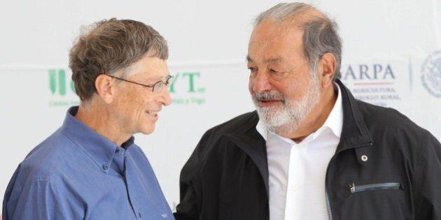 Bill Gates torna in testa alla classifica Forbes fra gli uomini più ricchi, superando Carlos