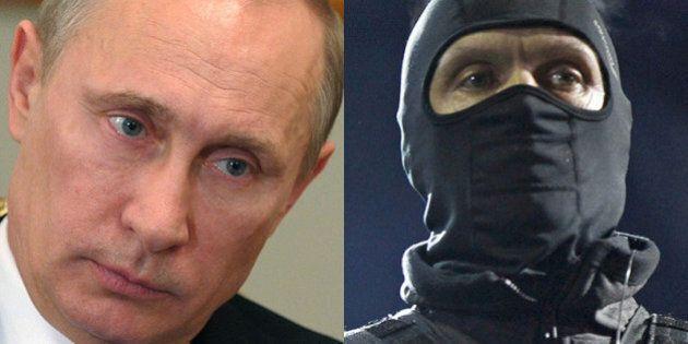 Ucraina, Vladimir Putin accusa l'Occidente di proteggere i