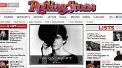 Lou Reed, la morte sui giornali stranieri