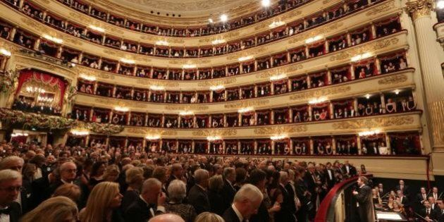 Se la Scala manda alla Baggina Helmut