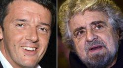 E Renzi e Grillo si contendono anche