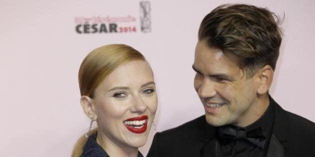 Scarlett Johansson incinta. L'attrice aspetta un figlio dal compagno Romain Dauriac