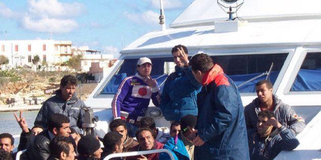 Naufraga un barcone di immigrati  Ottanta dispersi, 56 in
