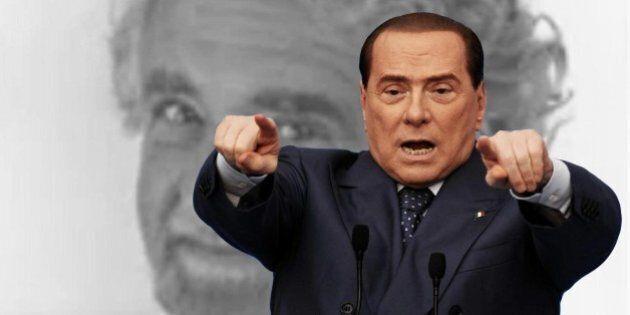 Europee 2014, Silvio Berlusconi contro il M5S:
