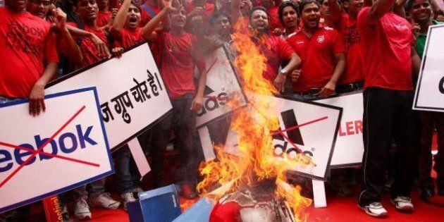 Giro del mondo in 15 protesteBandiere in fiamme e scioperi
