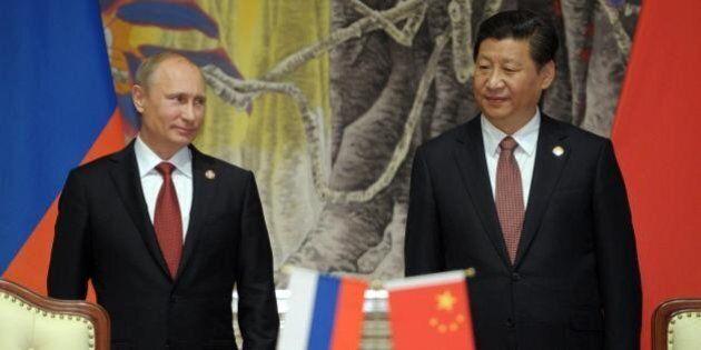 La gaffe di Gazprom rivela la volontà di potenza che presiede l'accordo