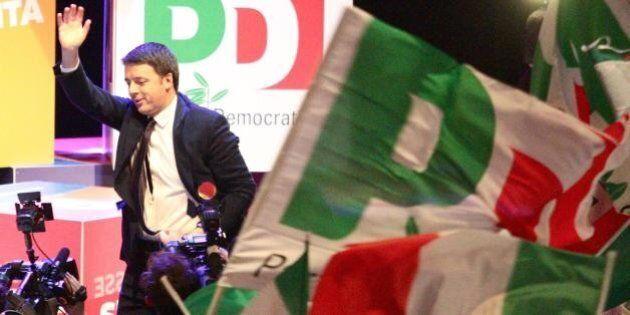 Con Matteo Renzi il Pd cambia pelle: fuori D'Alema-Bersani, dentro Civati (nel nome di Prodi...)