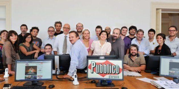 Pubblico, i redattori scioperano contro il rischio chiusura della