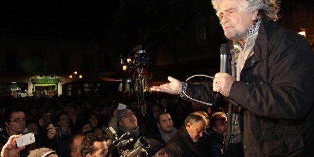 Elezioni 2013, Beppe Grillo risponde all'apertura di Antonio Ingroia: