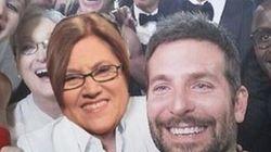 Vuoi far parte del selfie da Oscar?