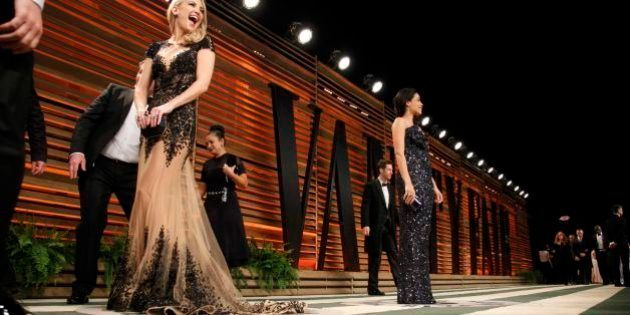 Oscar 2014, da Veronica Beckham a Taylor Swift, da Emma Watson a Halle Barry, Vanity Fair raddoppia il...