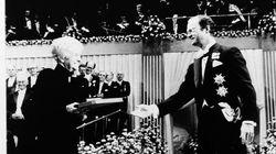 Rita Levi Montalcini: le immagini in bianco e nero (FOTO,
