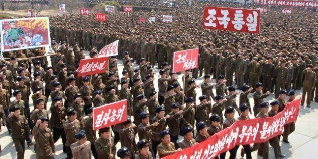 Corea Del Nord, Via Libera All'esercito Per L'attacco Nucelare Agli Stati