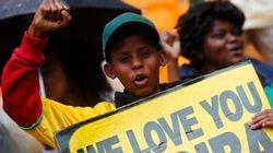Il saluto del mondo a Madiba. Cerimonia nello stadio di Soweto