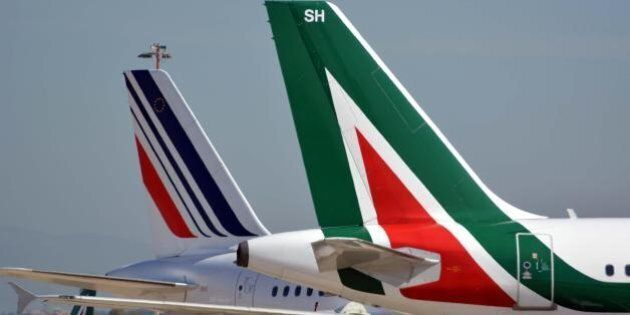 Air France azzera partecipazione in Alitalia: no all'aumento di