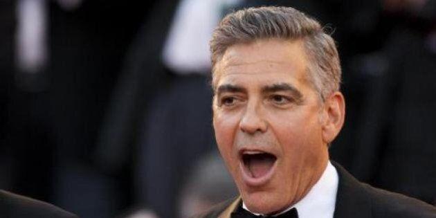 Festival di Venezia, George Clooney: