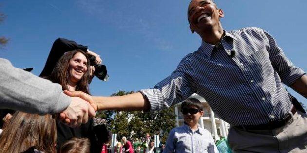 Obama si taglia lo stipendio del 5% in solidarietà ai dipendenti federali.. e i repubblicani lo