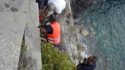 Frana alle Cinque Terre. I geologi: