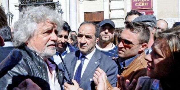 Blog Beppe Grillo. Deputati M5s contro l'Italicum: