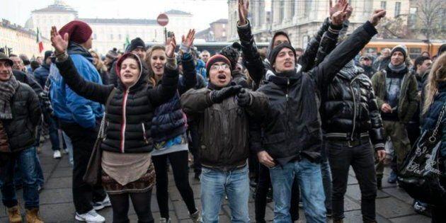 Forconi Torino dopo lo sciopero la protesta continua. Occupazioni e presidi in tutta Italia