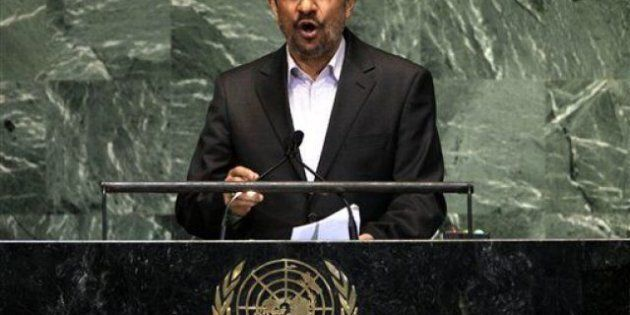 Mahmoud Ahmadinejad Attacca Gay E Israele A New York. Il Presidente Iran: