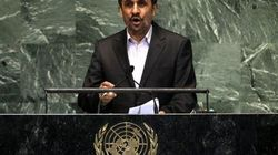 Ahmadinejad: