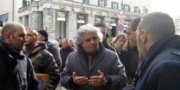 Sciopero Forconi, i sindacati di Polizia contro Beppe Grillo:
