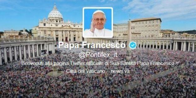 Papa Francesco su Twitter raggiunge 11 milioni di follower con @Pontifex