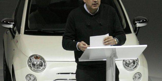 Fiat, Sergio Marchionne Parla Ai