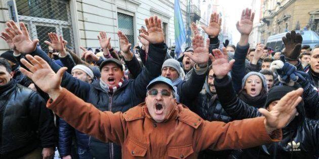 Forconi, Danilo Calvani leader della protesta: