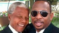 Il selfie con Mandela è un