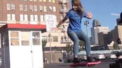 Lo skate che vola di Ritorno al Futuro esiste davvero?
