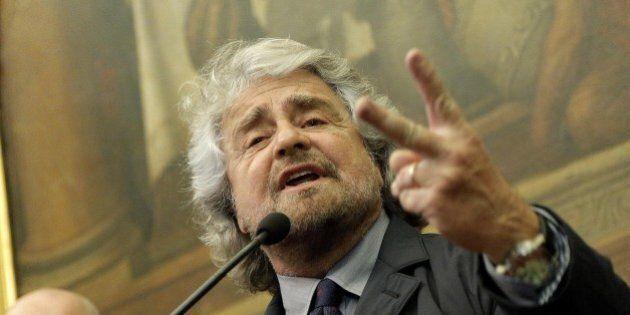 Beppe Grillo sul blog: