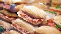 Street food. Quante calorie ci costa?