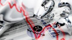Le borse europee bruciano 220 miliardi di