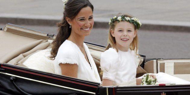 Pippa Middleton verso il matrimonio: anche la sorella di Kate sposa con un banchiere inglese