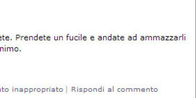 Blog Beppe Grillo: le minacce di morte a Roberto Giachetti? Di un attivista pro Matteo