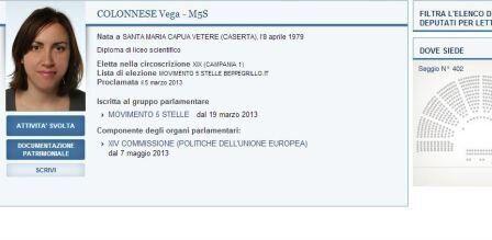 Vega Colonnese: la parlamentare M5s grida al complotto su Facebook: