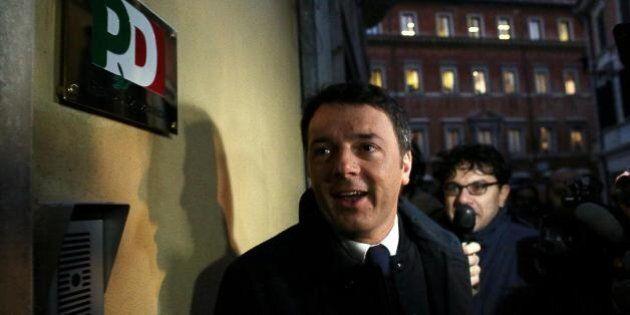 Matteo Renzi incontra Giorgio Napolitano. All'alba la prima della nuova segreteria e insiste con Cuperlo