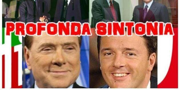 Matteo Renzi e Silvio Berlusconi, nuovo incontro. Questa volta a Palazzo Chigi