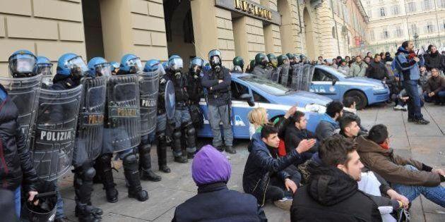 Forconi a Torino:
