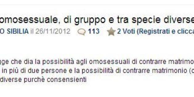 M5s, Carlo Sibilia: