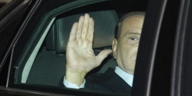 Europee 2014, nella sede deserta il disfacimento di Forza Italia. Berlusconi ai suoi: