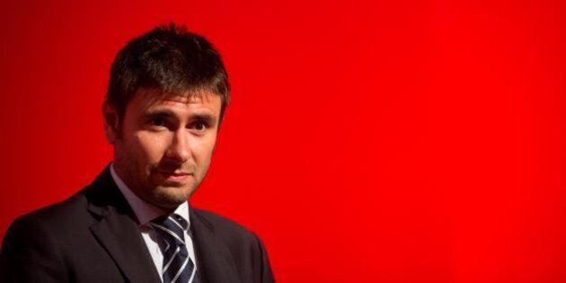 Elezioni Europee 2014, Alessandro Di Battista: