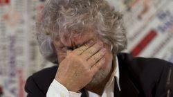 Grillo ringrazia gli elettori e registra un videomessaggio: